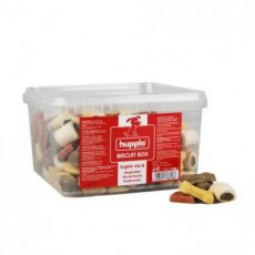 HUPPLE BISCUITBOX ENGLISH MIX 1.3KG
