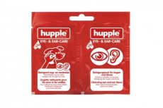 HUPPLE EYE-EAR CARE 2STUKS