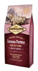 CARNILOVE CAT ZALM-KALKOEN KIT 400GR