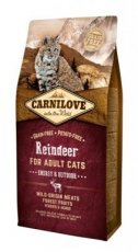 CARNILOVE CAT RENDIER 400GR